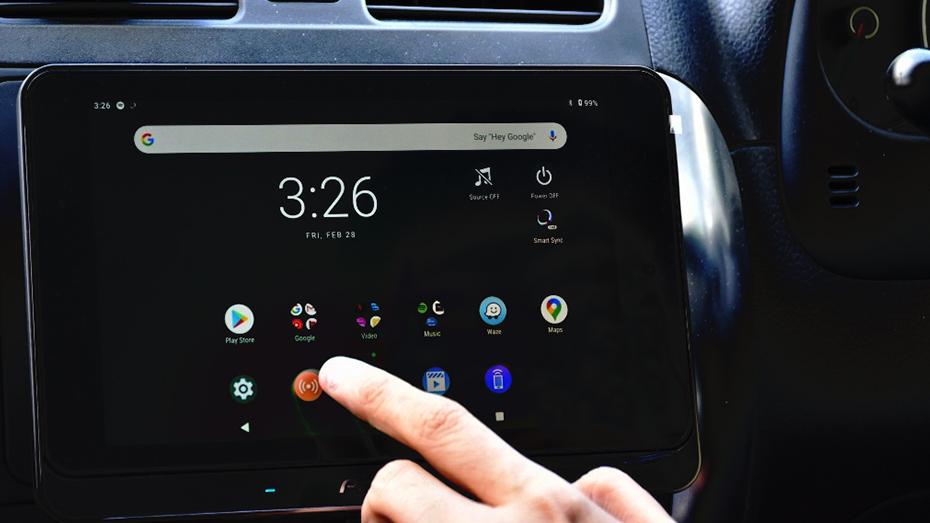 Autoradio sous Android