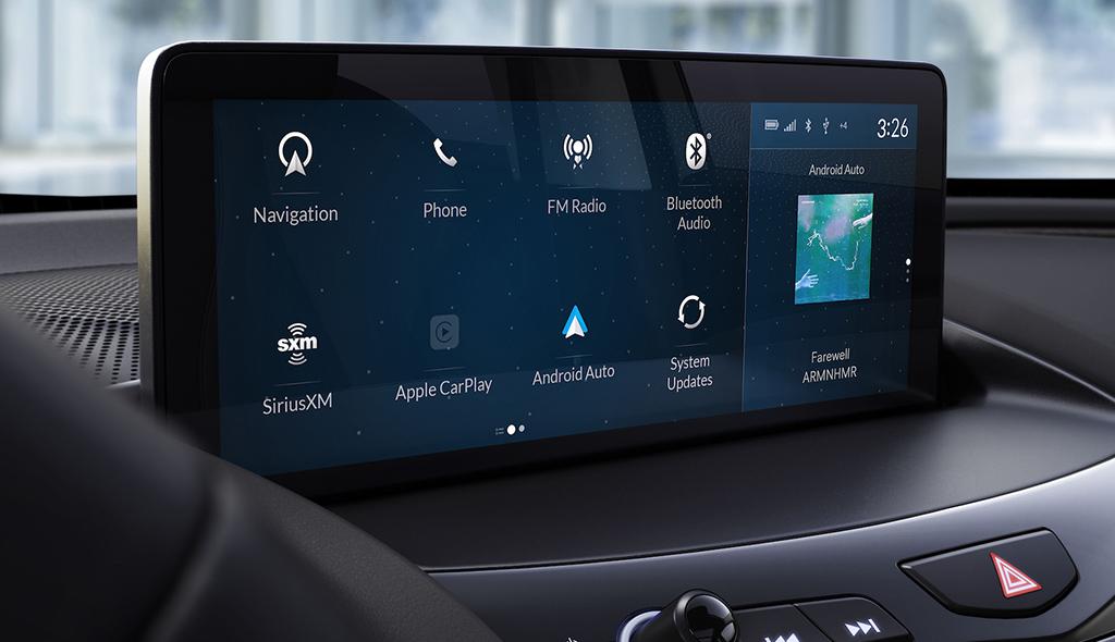 Autoradio avec Bluetooth