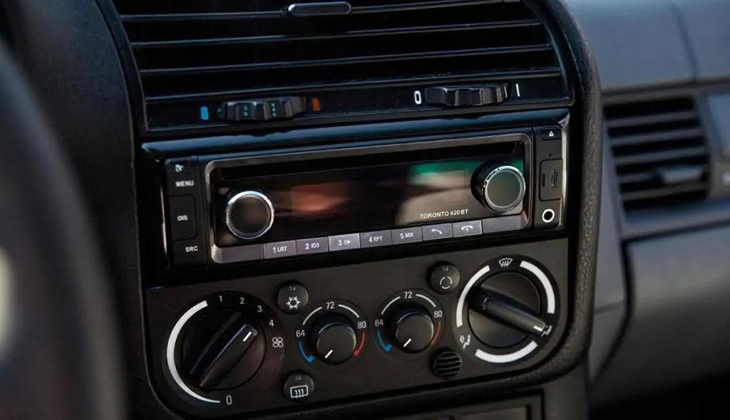 Autoradio Bluetooth GPS 1 DIN