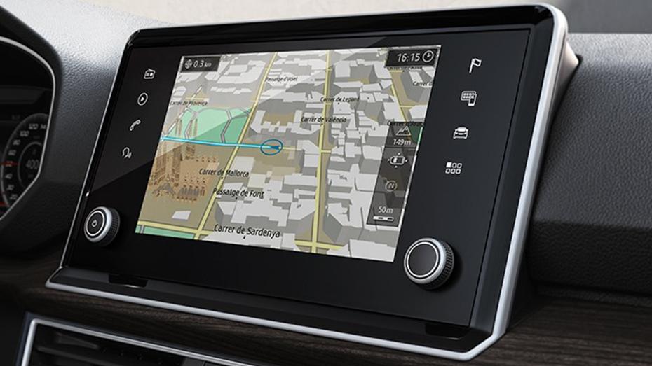 Autoradio GPS avec caméra de recul sans fil